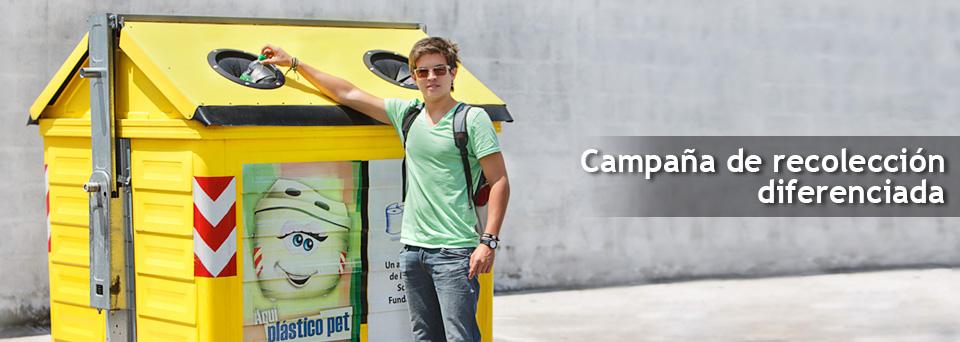 Campaña recolección diferenciada